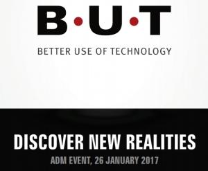 Virtual reality augmented reality mixed reality B.U.T.