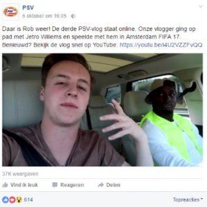 vlog PSV