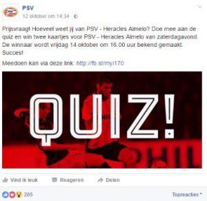Quiz PSV