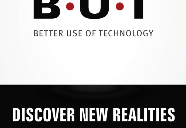 Virtual reality augmented reality mixed reality B.U.T.