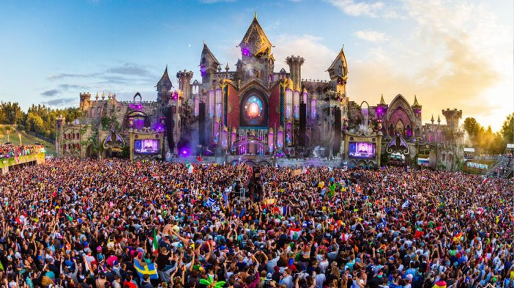 Tomorrowland experience