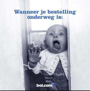 Bestelling bol.com