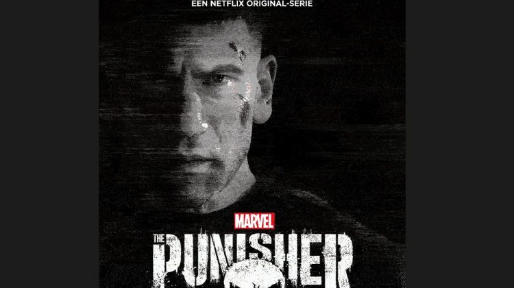 Mail Netflix Punisher