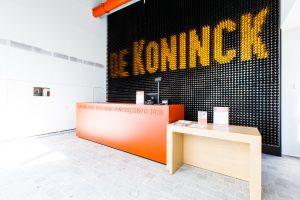 Ingang de Koninck