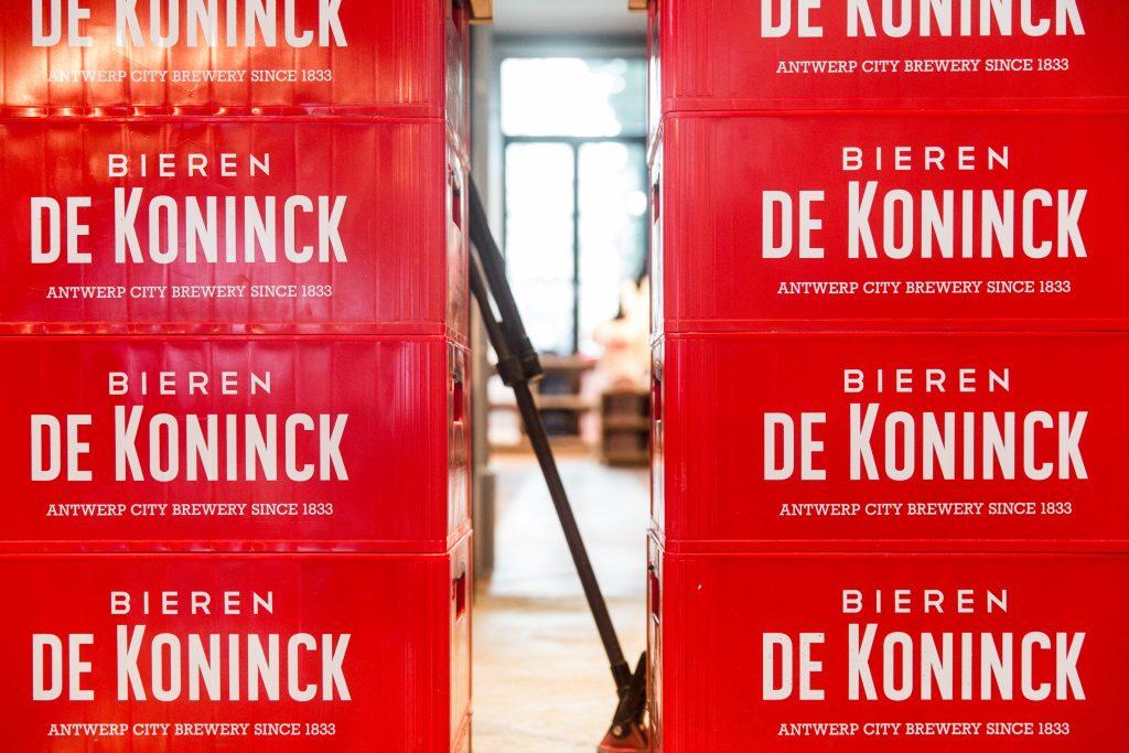 Tournée de Koninck
