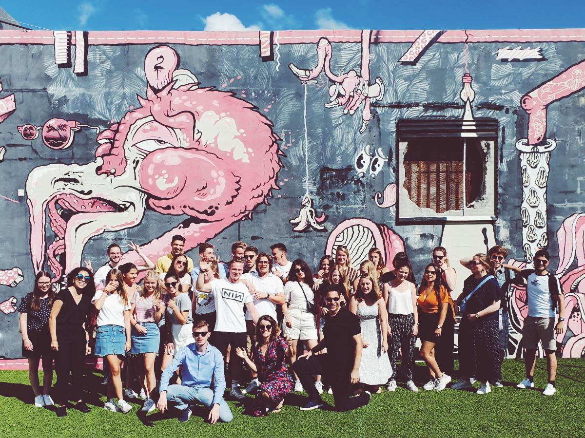 Miami Ad School groepsfoto