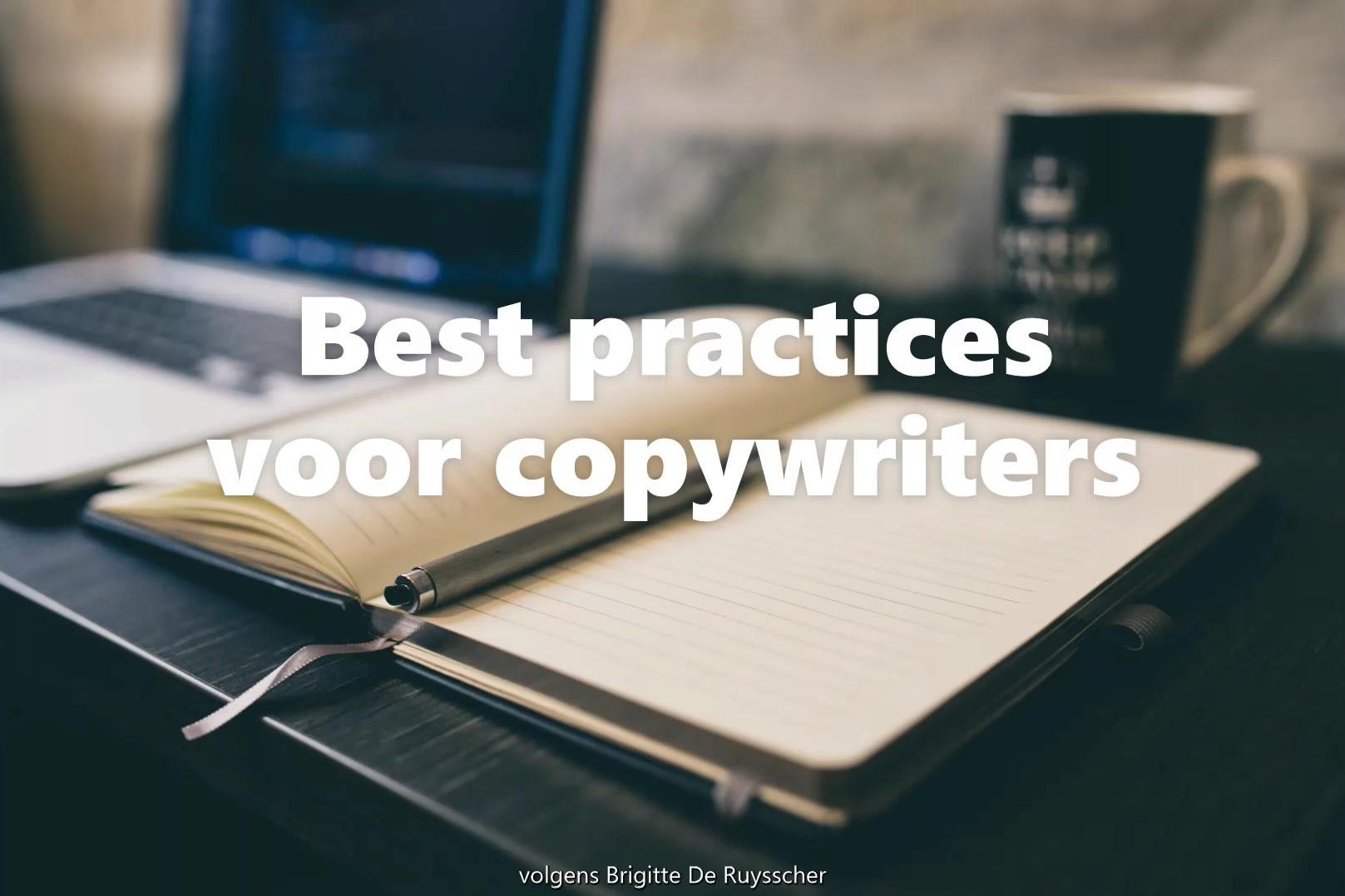 Artikel voor copywriters TSoM
