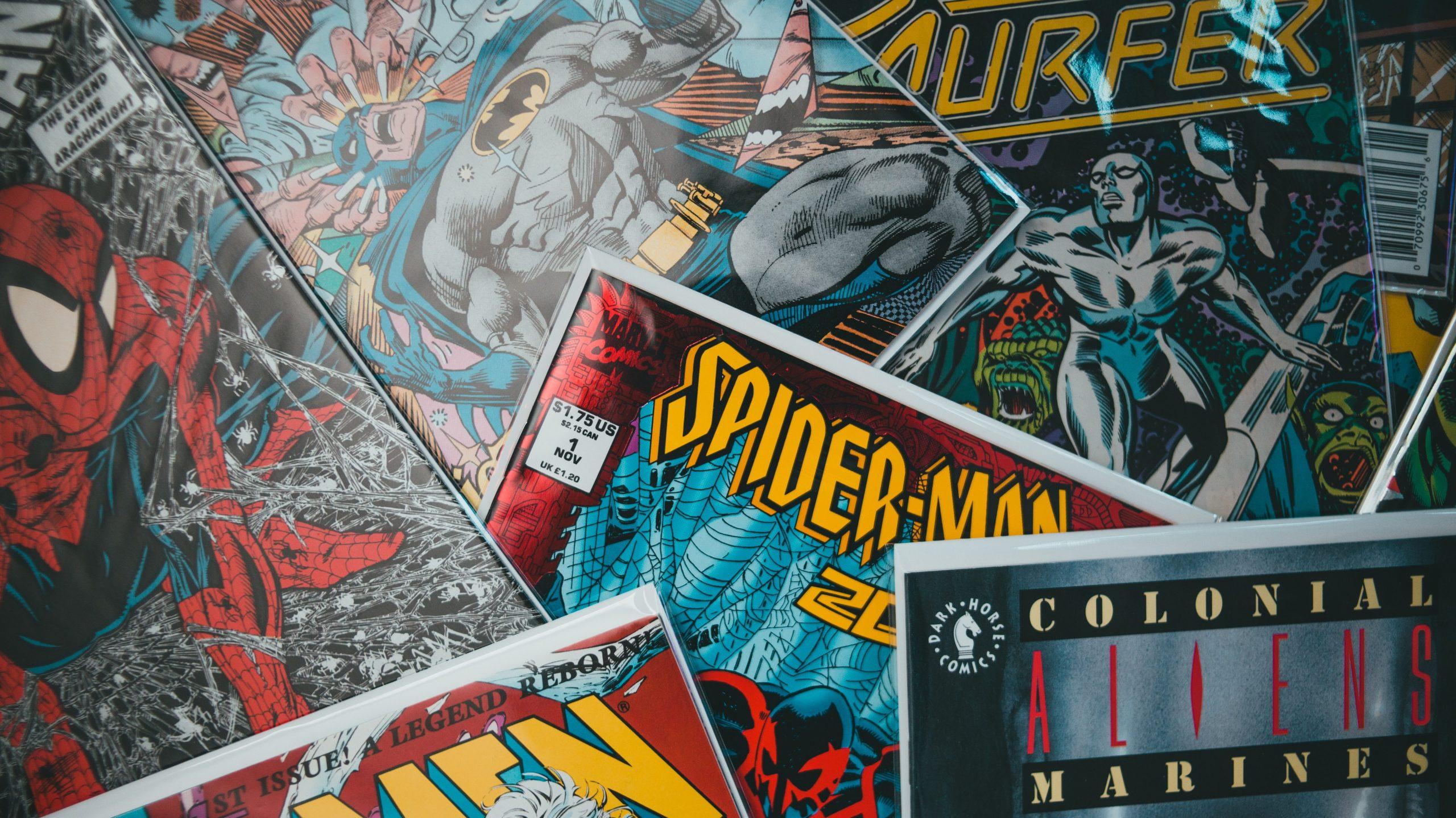 Marvel strips